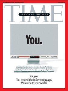 marketing, time magazine 2006
