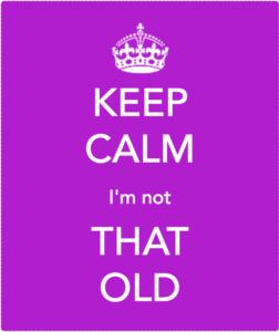 Ik ben bijna veertig... Of 18 met 22 jaar ervaring