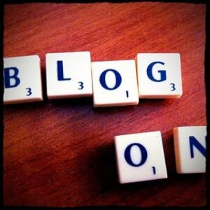 blog on! Wat is een blogger?