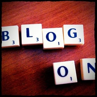 Nachtgedachten #2: Wat is een blogger?