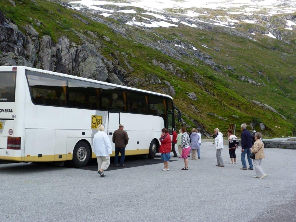Obees in het openbaar vervoer