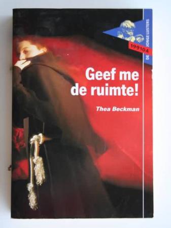 Thea Beckman, jongleur, troubadour, verfilmen