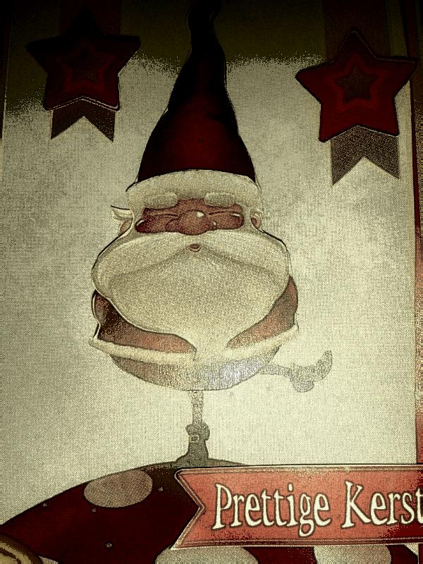 kerst, kerstman