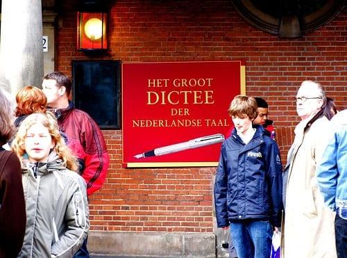 Het 25e Groot Dictee der Nederlandse Taal