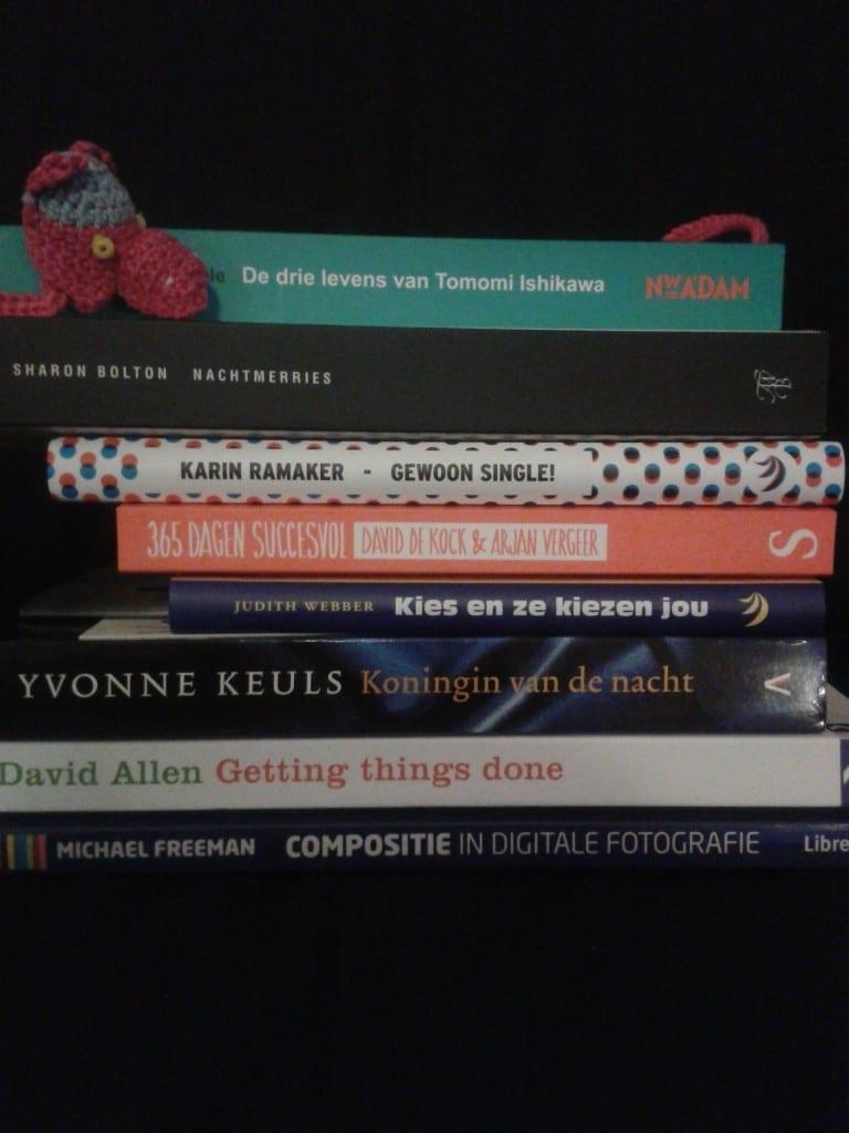 Nieuwe boekenuitdaging op Goodreads