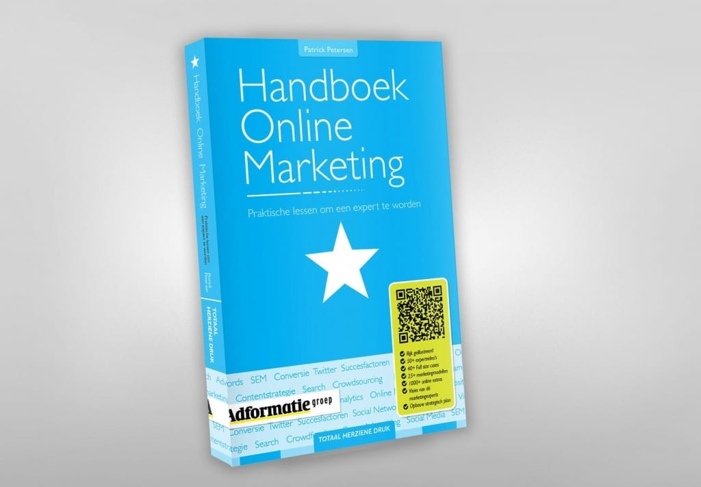 handboek online marketing, gewiekst, hom3, strategie