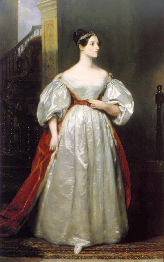 Ada Lovelace – computerkoningin