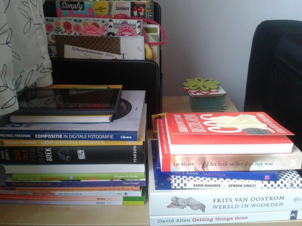 #50books: mijn boekenplekkenplog