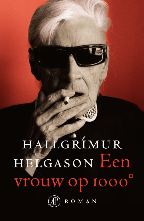 Review: Een vrouw op 1000 graden – Hallgrímur Helgason