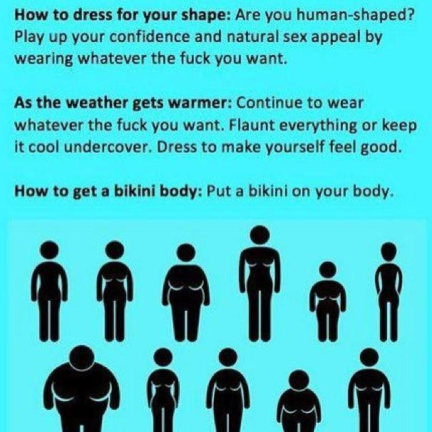 smelten, warm weer, bikini