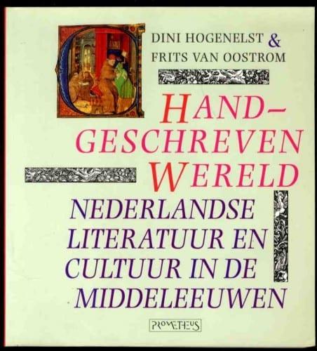 handgeschreven wereld, 50books