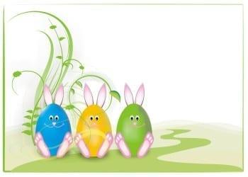 Als Pasen en Pinksteren op een dag vallen en eitjes oortjes krijgen