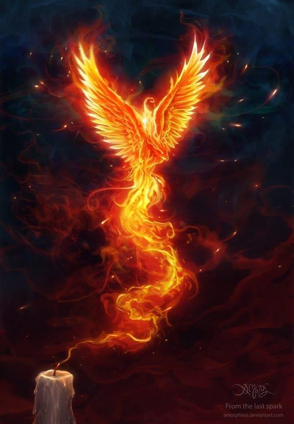 De spelling van het woord phoenix blijft frustrerend.