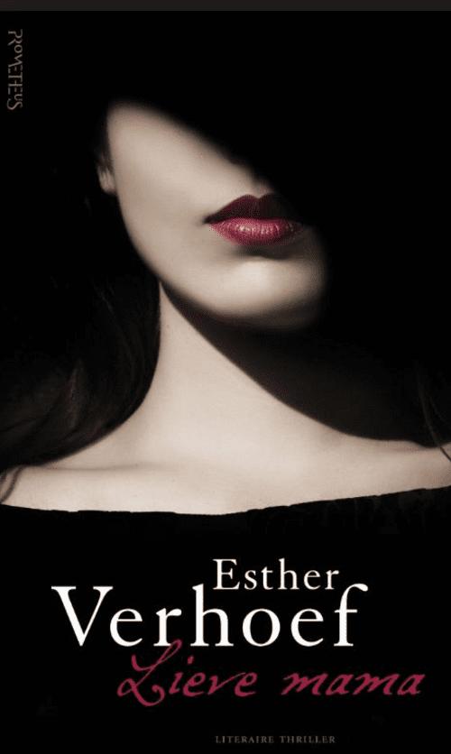 Cover Lieve mama van Esther Verhoef