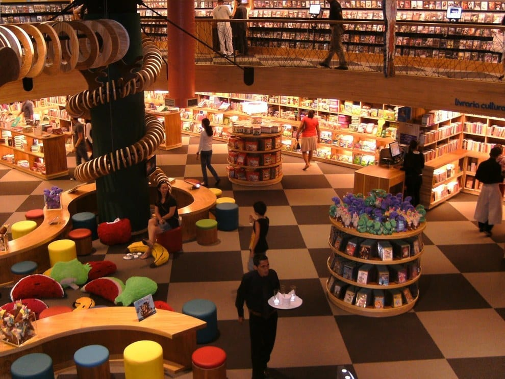 #50books vraag 21: de ideale boekwinkel