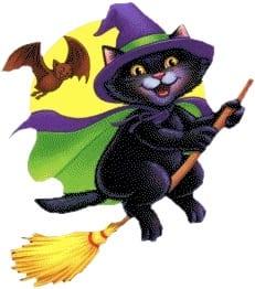 Zwarte kat als het vleesgeworden kwaad