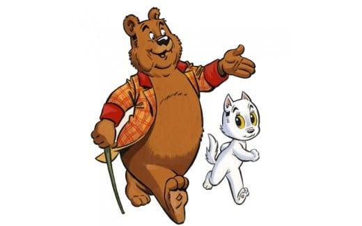 Hoofdpersoon van de bommeltjes: Ollie B Bommel en Tom Poes