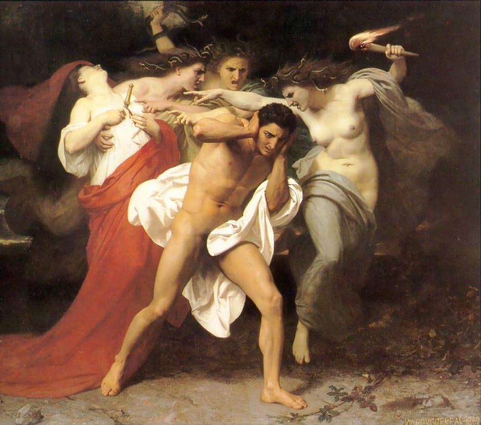 De mythe van Orestes