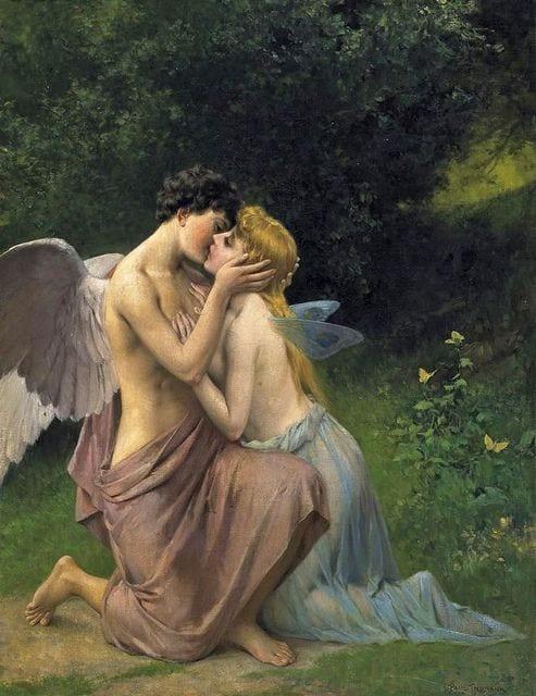 Eros en Psyche