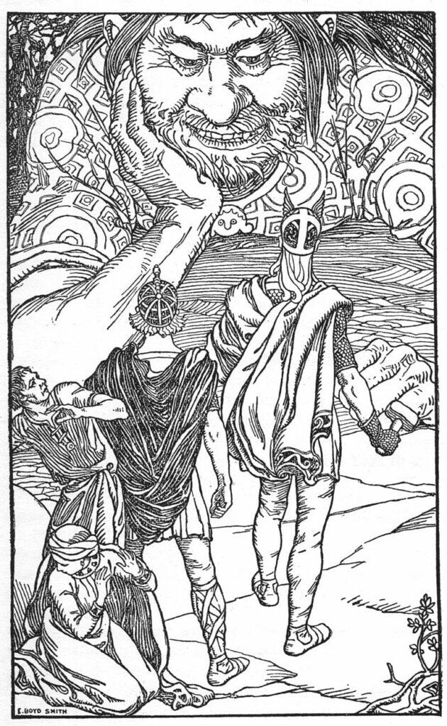 De mythe van Thor
