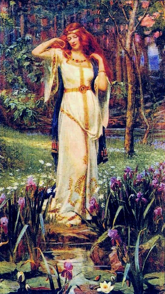 De mythe van Freya