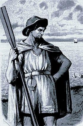 De mythe van Njord