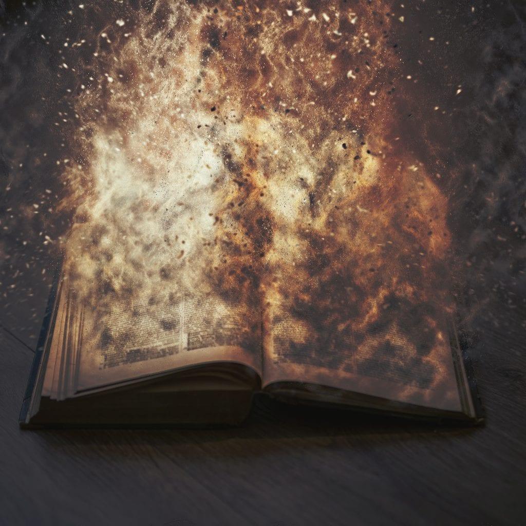 Ontsnappen aan de realiteit met een boek, one stop schrijver shop