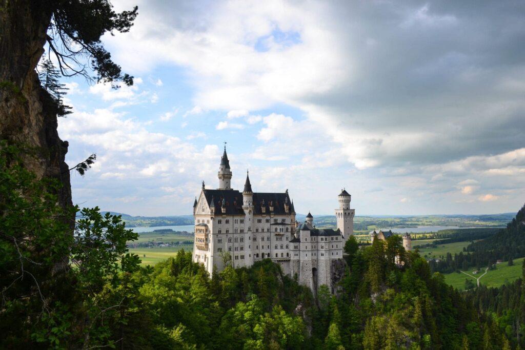 Neuschwanstein, kasteel uit de sprookjes