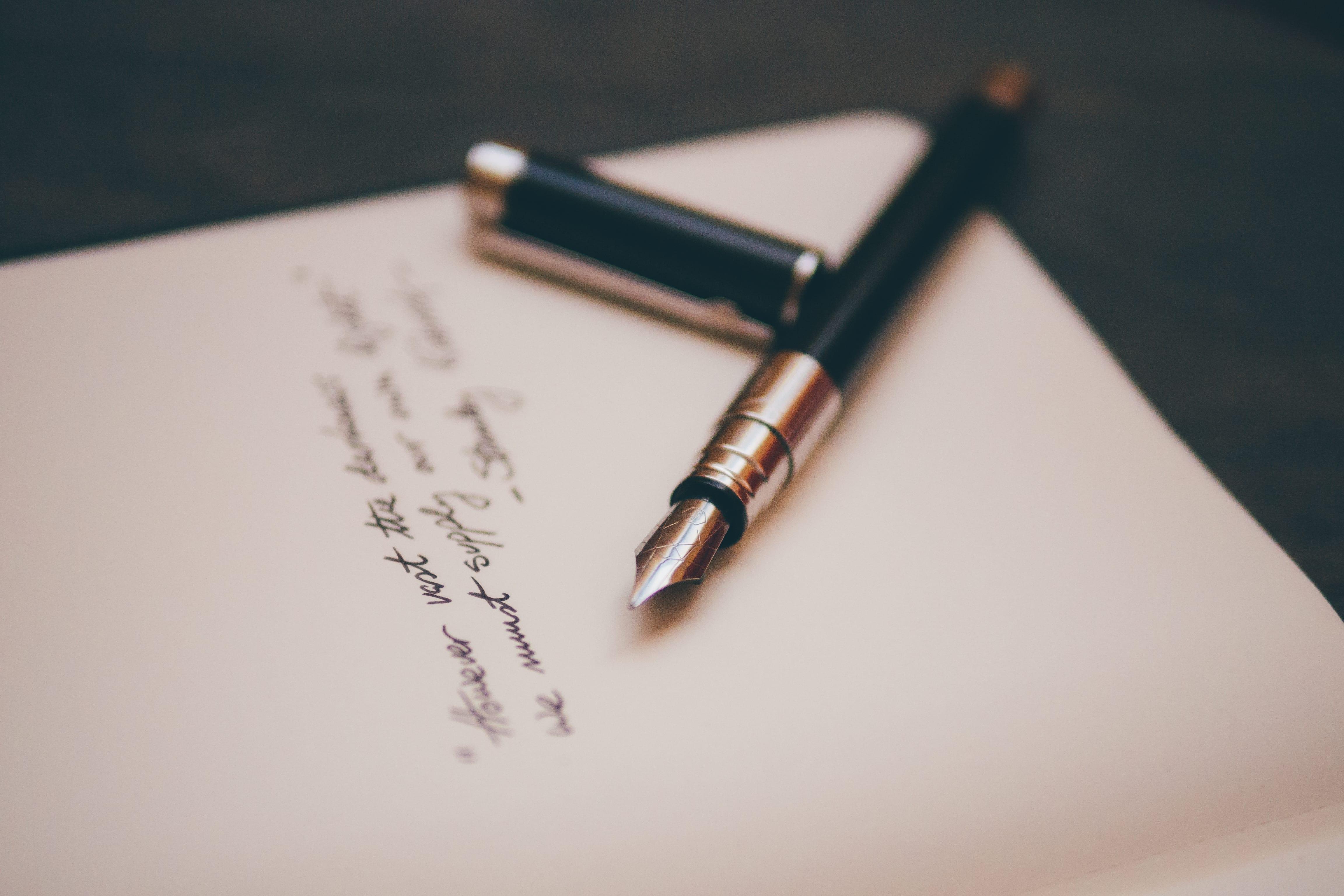 Ik schrijf, omdat… – 100 blogs – dag 97