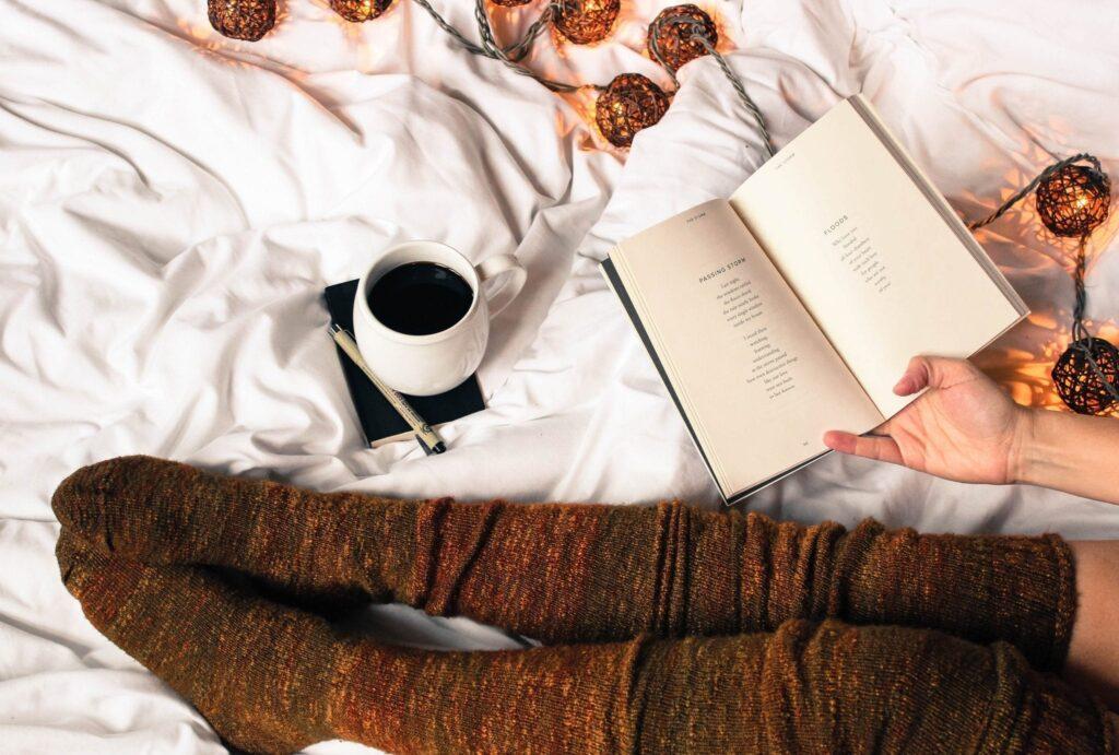 Beter een boek in de hand dan… en #50books vraag 31