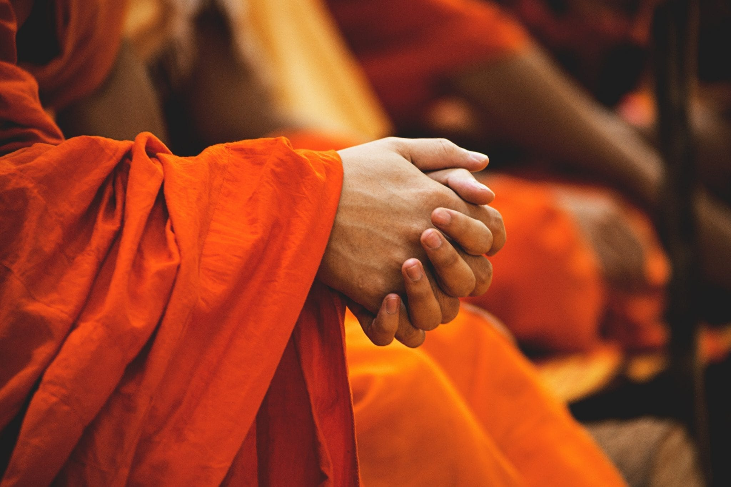 Spreekwoord 34: monnik