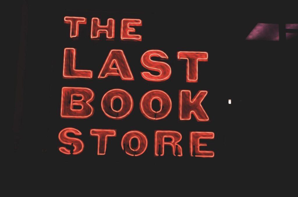 #50books vraag 40: de boekenwinkel