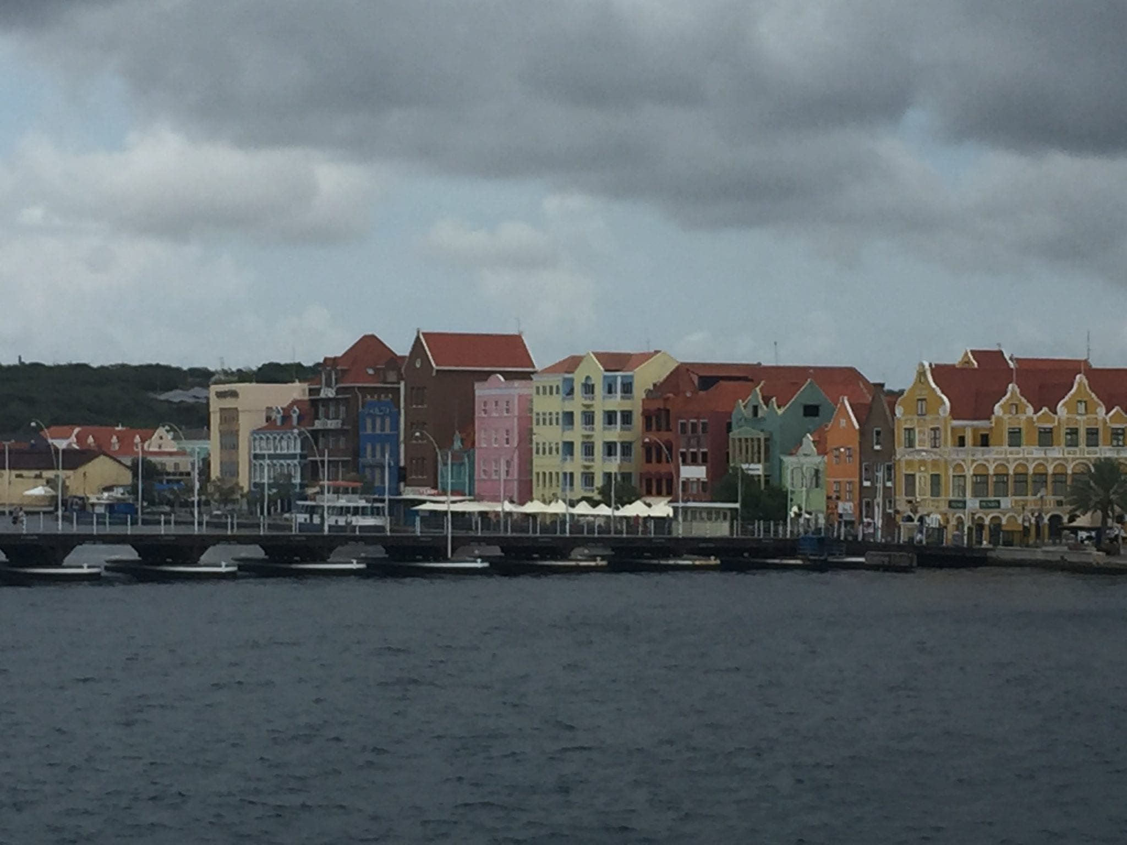 Mijn eerste ervaring met Curaçao