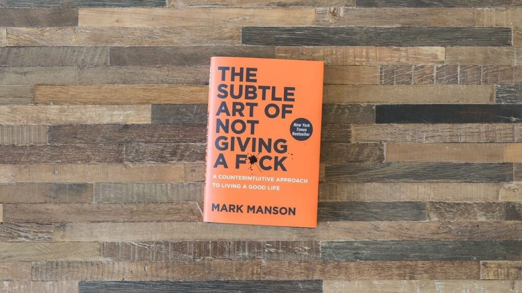 Review: The subtle art of not giving a f*ck van Mark Manson