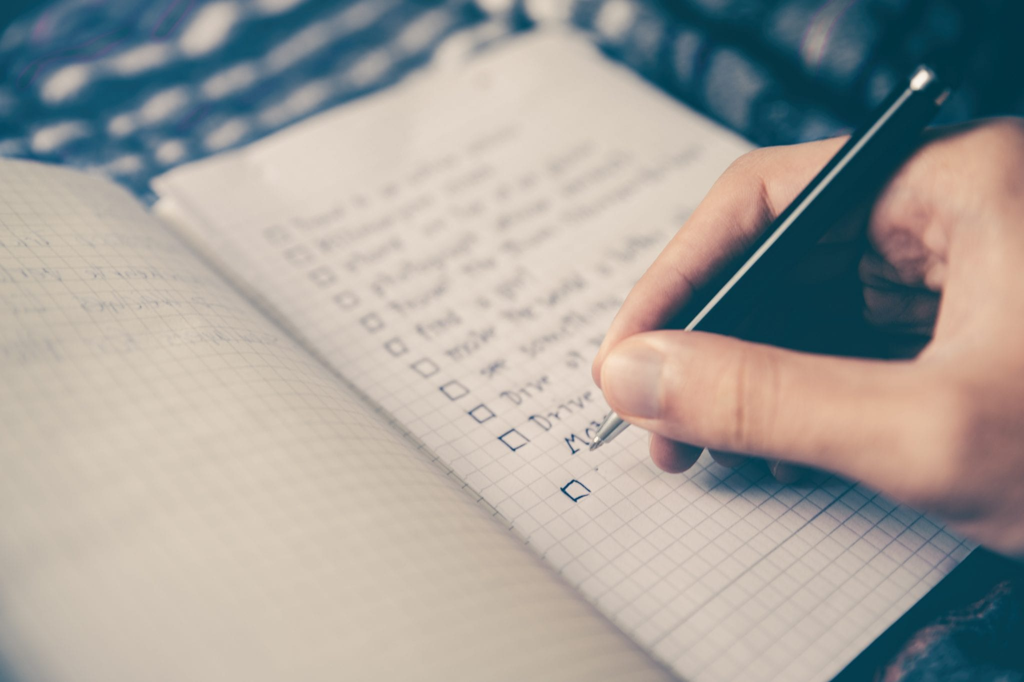 Een dag in het leven van – 100 blogs – dag 78