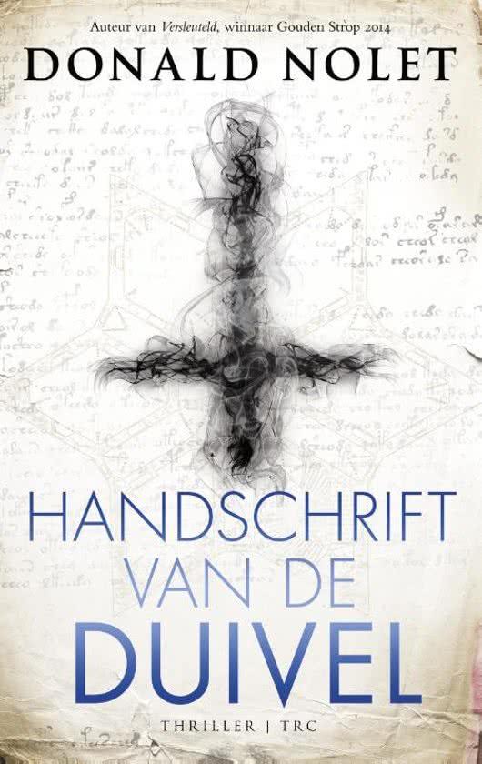 review: handschrift van de duivel - donald nolet