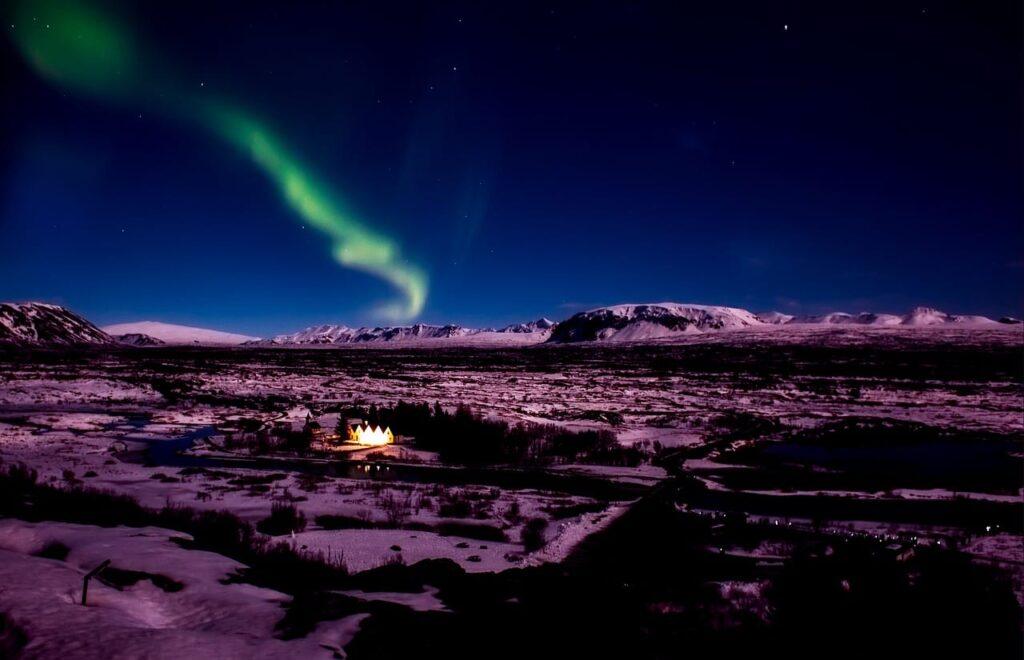Mijn visie: het noorderlicht zien op IJsland