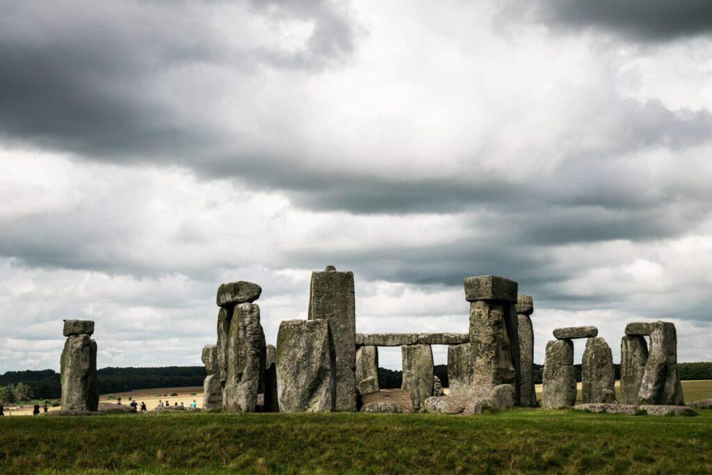 Stonehenge is onderdeel van de Keltische mythologie.