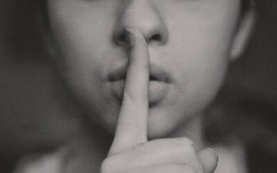 Spreekwoord 6 – Spreken is zilver, zwijgen is goud