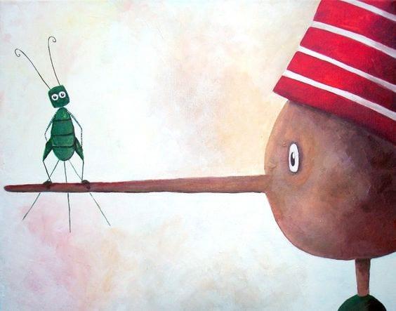 Spreekwoord 7 – Al is de leugen nog zo snel…