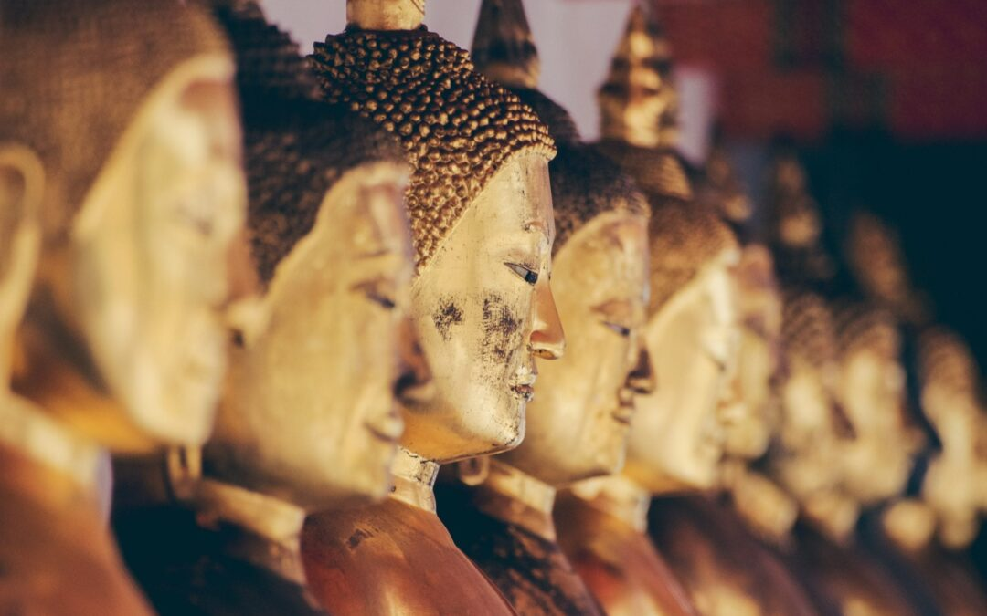 Spreekwoord 12: de hele santenkraam
