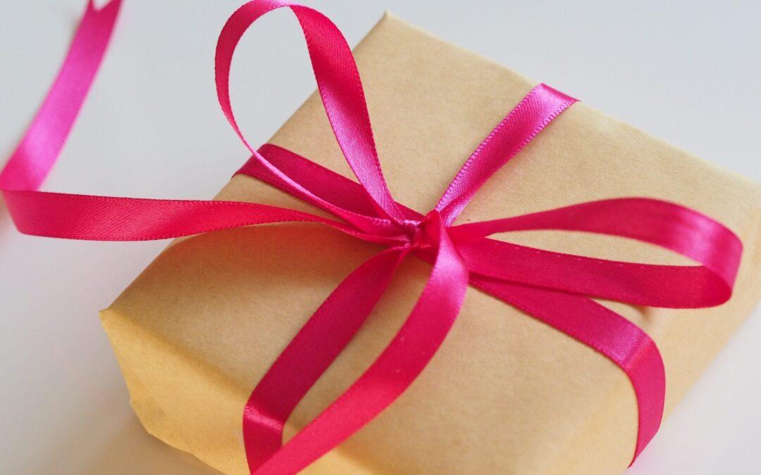 Het foutste cadeau – 100 blogs – dag 47
