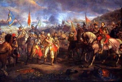 1600, Slag bij Nieuwpoort