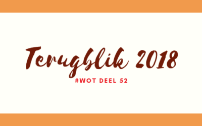 Terugblik ~ #WOT deel 52