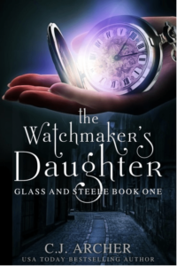 Review: The watchmaker's daughter door CJ Archer