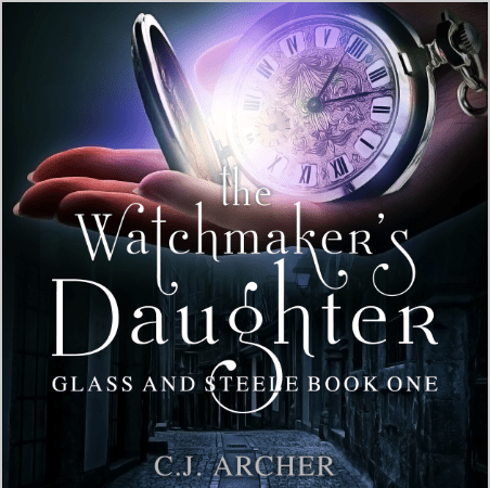 The Watchmaker's Daughter cover