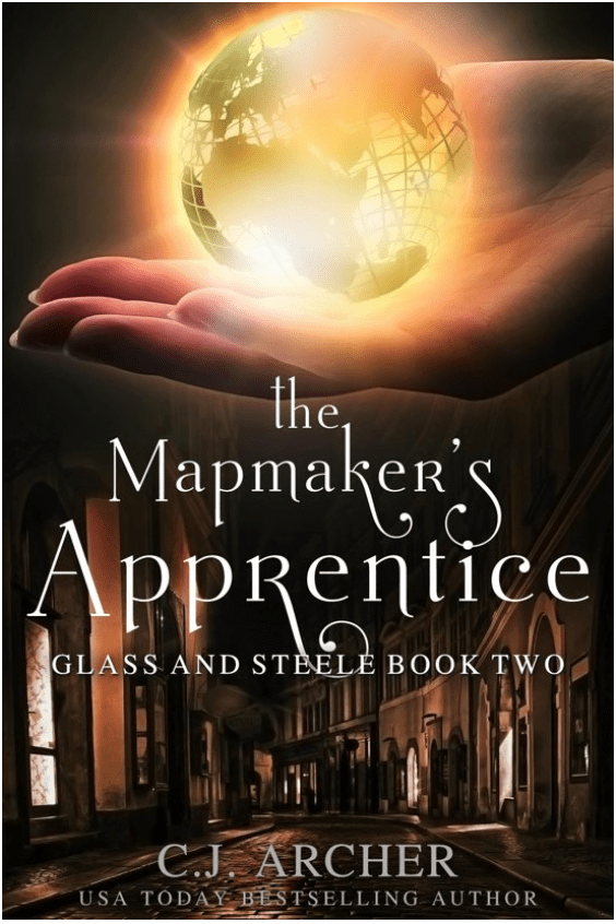 The Mapmaker's Apprentice door CJ Archer