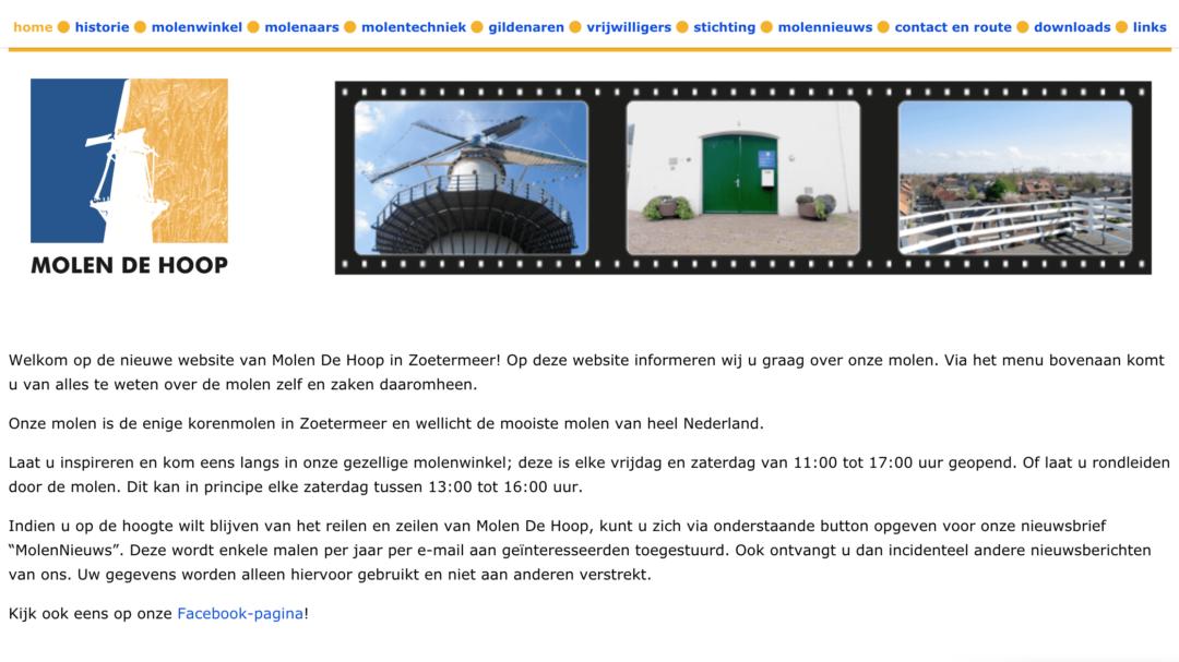 Molen de Hoop Zoetermeer