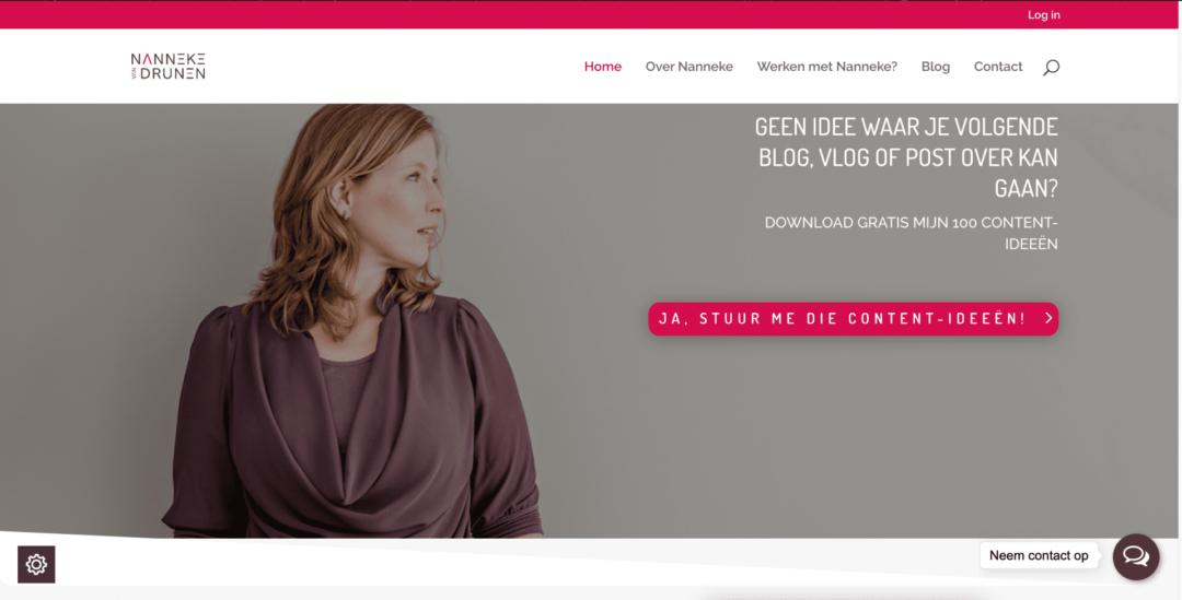 Nanneke Van Drunen