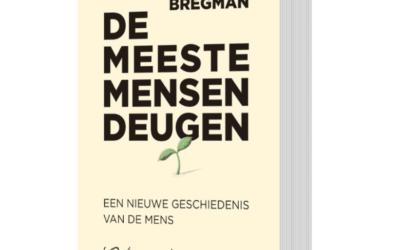 De meeste mensen deugen – Rutger Bregman – review